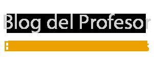Blog del Profesor Esteban Jiménez Planas